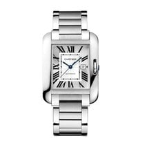 Cartier Tank Francaise Automatic Mens Watch Ref W5310009