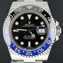 ロレックス (Rolex) GMT Master II 'BATMAN' Ceramic full set...