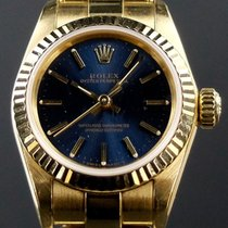 Rolex Oyster Perpetual 67198 Or Jaune