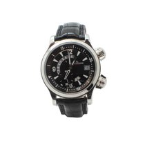 Jaeger-LeCoultre SS Jaeger LeCoultre Master Compressor GMT...