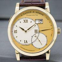 A. Lange & Söhne 115.021 Grand Lange 1 18K Yellow Gold /...