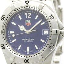 TAG Heuer Polished Tag Heuer 2000 Classic Quartz Mens Watch...