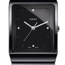 Rado Ladies R21700702 Ceramica Quartz Watch