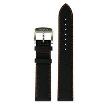 Tissot Quickster Chrono Lederband schwarz 19mm T600035367