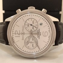 Bell & Ross Br 126 Officer Chronograph Automatic Impecável