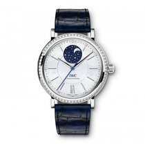 IWC Portofino Automatic Moonphase  Mother of Pearl Dial...