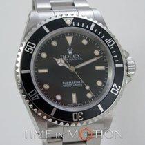 Rolex Submariner Sans Date 14060 Full Tritium  Extra Full Set