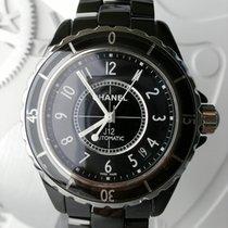 Chanel J12 38mm Black Ceramic
