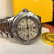 Breitling Colt Oceane Steel Beige Dial 34 mm (Full Set 2008)