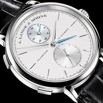 A. Lange & Söhne [NEW] Saxonia Dual Time 385.026 (Retail:E...