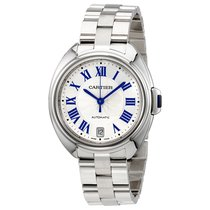 Cartier Clé Automatic Ladies Watch