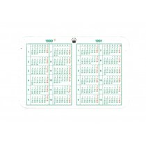 Breitling Rolex Calendar 1990-1991