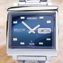 Seiko Actus Mens Automatic Day Date Pristine Made In Japan...