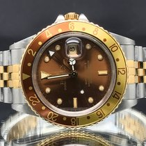 Rolex 16753 GMT Master 18k/SS Box and papers 1986's