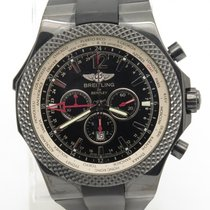 Breitling Bentley Gmt Midnight Carbon M47362 Limited Edition...