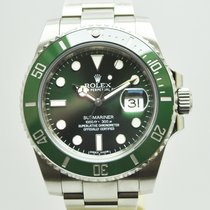 Rolex Submariner Verde Hulk Cerámica