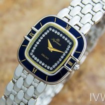 Delma Luxurious Ladies Swiss Made Original Quartz Dress Watch...