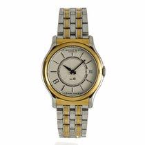 Bedat & Co No. 8 Men's Steel & Gold Quartz Watch...