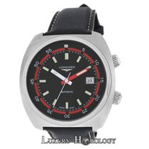 Longines New Men's  Heritage  Diver L27954520 Automatic...