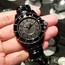 Chanel H3829 J12 Intense Black 38mm