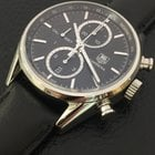 TAG Heuer Carrera  Calibre 1887 chronograph and steel