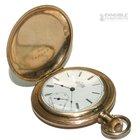 Elgin 14k Gold Pocketwatch