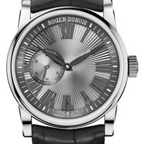 Roger Dubuis Hommage Automatic in white gold