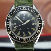 Omega Seamaster 300 Rare Vintage Original Diver 165024