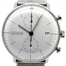 Junghans Bill Max Chronoscope
