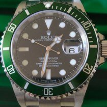 Rolex Submariner Date Ref. 16610 LV Fat Four NOS Y9...unworn...