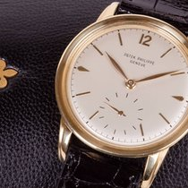 Patek Philippe Calatrava Vintage ref. 2452 Yellow Gold Perfect...
