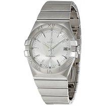 Omega Constellation Quartz 35mm Mens Watch 123.10.35.60.02.001
