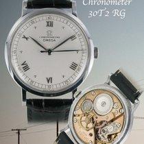 Omega Chronometer Stahl Cal. 30T2 RG SC