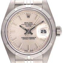 Rolex Ladies Date Stainless Steel Watch 79190