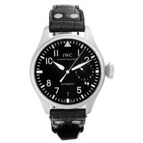 IWC Big Pilot Stainless Steel Men's Watch IW5004-01