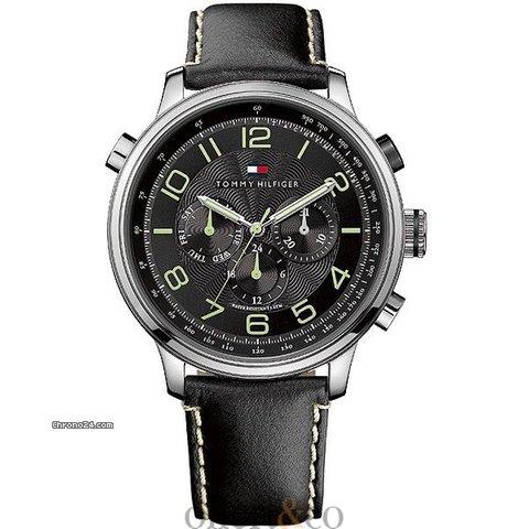 tommy hilfiger chronograph herrenuhr 1790768 sold on chrono24. Black Bedroom Furniture Sets. Home Design Ideas
