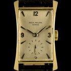 Patek Philippe 18k Yellow Gold Hour Glass Vintage Fancy Long...