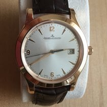 Jaeger-LeCoultre Master Control Date Gold