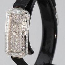 Piaget [NEW] Limelight 18K White Gold & Pavé Diamonds 30x15mm