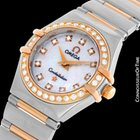 Omega Ladies Constellation 95 My Choice Mini Watch - 18...