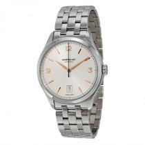Montblanc Mens' 112519 Heritage Chronométrie Watch