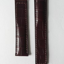TAG Heuer BROWN CROC LEATHER STRAP 19MM CARRERA