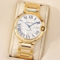 Cartier Ballon Bleu Yellow Gold Large W69005Z2