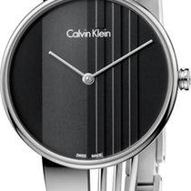 ck Calvin Klein drift K6S2N111 Damenarmbanduhr Swiss Made