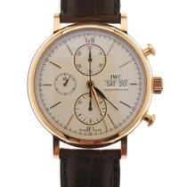 IWC Portofino Silver Dial Chronograph