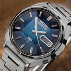 Seiko 5 Actus Ss 23 Jewels Automatic Stainless Steel Watch Rx1173