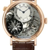 Breguet Tradition GMT Manual Wind 40mm 7067br/g1/9w6