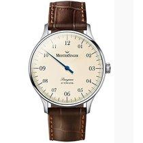 Meistersinger Uhren Herrenuhr Einzeigeruhr Pangaea 1Z PM903