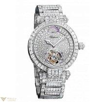 Chopard Imperiale Tourbillon 18k White Gold Ladies Watch