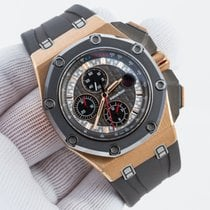 Audemars Piguet Michael Schumacher Royal Oak Offshore Rose Gold